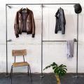 GQA68023 - Giá treo quần áo ống nước 008 - 240x30x240 (cm)