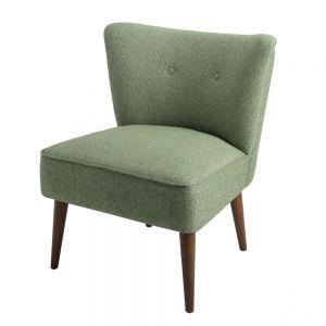 Ghế sofa đơn bọc vải nhiều màu GSD68018