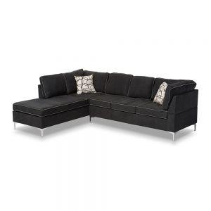 SFL68015 - Ghế sofa góc chữ L - 260x80x90 (cm)