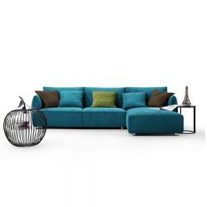 SFL68003 - Ghế sofa góc chữ L - 240x80x90 (cm)