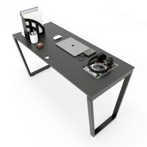 HBTC003 - Bàn làm việc 140x60cm Trapeze Concept lắp ráp