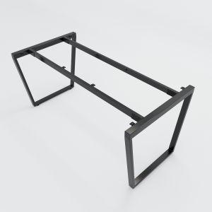 HCTC007 - Chân bàn sắt hệ Trapez Concept 1600x800mm lắp ráp