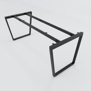 HCTC008 - Chân bàn sắt hệ Trapez Concept 180x80 lắp ráp