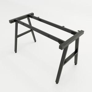 HCAC002 - Chân bàn sắt hệ AConcept 120x60 lắp ráp