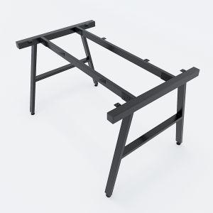 HCAC006 - Chân bàn sắt hệ AConcept 120x80 lắp ráp