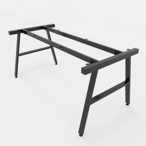 HCAC008 - Chân bàn sắt hệ AConcept 160x80 lắp ráp