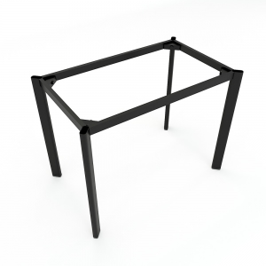HCOC001 - Chân bàn sắt hệ Oval Concept 100x60 lắp ráp