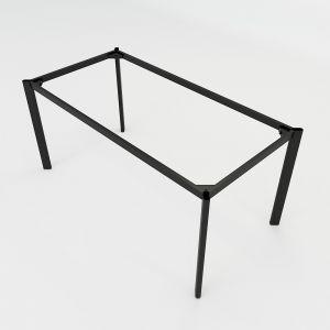 HCOC008 - Chân bàn sắt hệ Oval Concept 180x90 lắp ráp