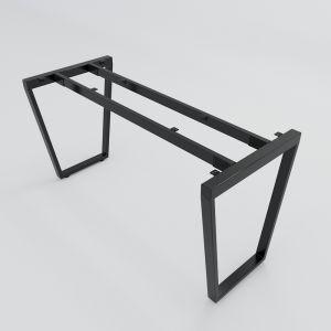 HCTC003 - Chân bàn sắt hệ Trapez Concept 140x60 lắp ráp