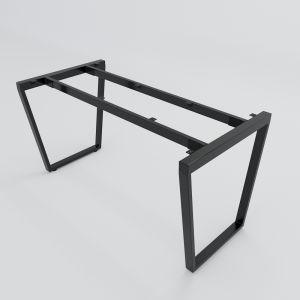 HCTC005 - Chân bàn sắt hệ Trapez Concept 1400x700mm lắp ráp