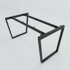 HCTC006 - Chân bàn sắt hệ Trapez Concept 1400x800mm lắp ráp