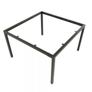 Chân bàn cụm 2 hệ UConcept 120x120cm lắp ráp HCUC011