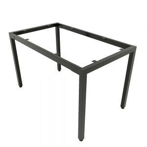 Chân bàn sắt hệ UConcept 120x70cm lắp ráp HCUC004