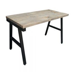 SPD68119 - Bàn đơn giản SimpleDesk gỗ thông dày 45mm ( 60x120x75cm)