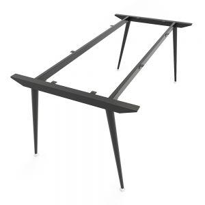 Chân bàn sắt hệ CONE Concept 180x90cm lắp ráp HCCO008