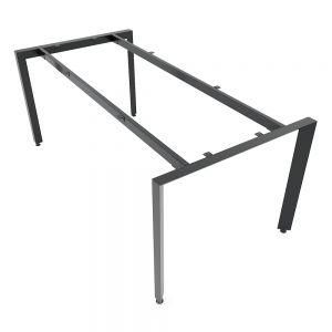 Chân bàn sắt hệ Trian Concept 180x90 lắp ráp HCTA008