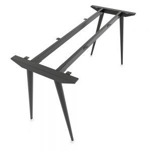 Chân bàn sắt hệ CONE Concept 140x70 lắp ráp HCCO005