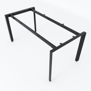 Chân bàn sắt hệ Trian Concept 160x80 lắp ráp HCTA007