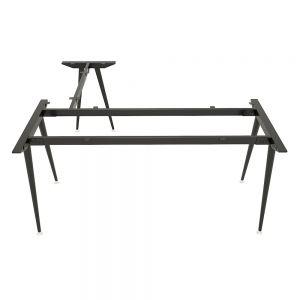 Chân bàn chữ L hệ CONE Concept 160x140cm lắp ráp HCCO016