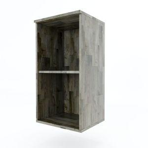 TBT002 - Module tủ bếp trên hệ hở 2 tầng (40x35x75cm)
