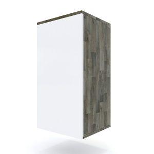 TBT005 - Module tủ bếp trên hệ 1 cửa mở (40x35x75cm)