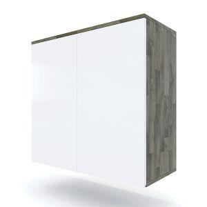 TBT006 - Module tủ bếp trên hệ 2 cửa mở (60x35x75cm)