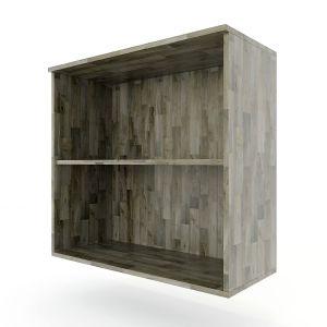 TBT003 - Module tủ bếp trên hệ hở 2 tầng (60x35x75cm)