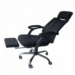 Ghế xoay văn phòng ngả nằm có gác chân HOGVP053