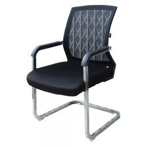 Ghế chân quỳ khung vuông tay liền HOCQ68017