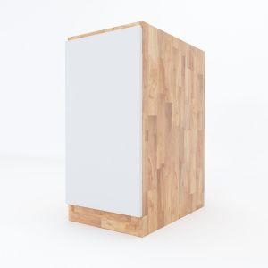 MTBD002- Module tủ bếp dưới hệ 1 cửa mở (40x60x82cm)