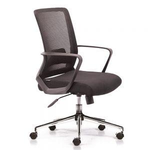 HOGVP063 - Ghế văn phòng chân xoay Iris-D 02