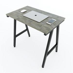 IDE68011 - Bàn mini SIBA 80x50x75(cm) gỗ cao su chân Aconcept lắp ráp