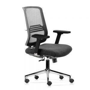 HOGVP093 - Ghế văn phòng cao cấp chân xoay Deon 01
