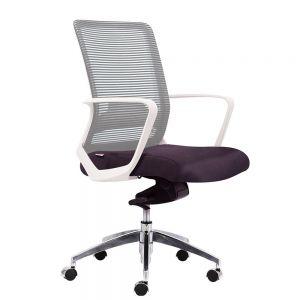 HOGVP080 - Ghế văn phòng cao cấp chân xoay Iris-T 01