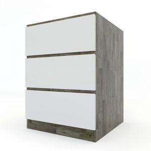 MTBD006 - Module tủ bếp dưới hệ 3 ngăn kéo 60x58x82(cm)