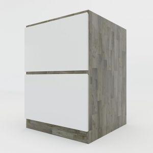MTBD008 - Module tủ bếp dưới hệ 2 ngăn kéo 60x58x82(cm)