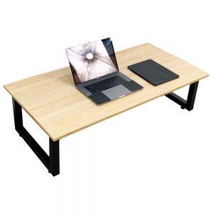 Bàn ngồi bệt gỗ Plywood chân gấp thấp HOBP009