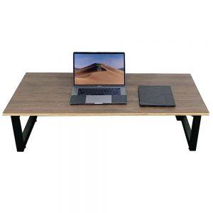 Bàn ngồi bệt gỗ Plywood chân gấp thấp HOBP008