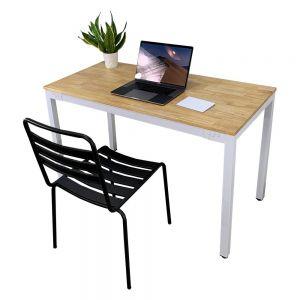CB68067 - Combo bàn làm việc UConcept và ghế sắt sơn tĩnh điện