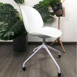 GBC68036  - Ghế bàn cao lưng nhựa mặt ghế xoay 360 độ