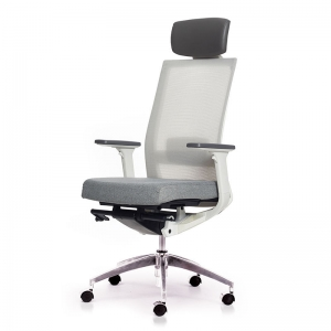 Ghế văn phòng cao cấp có tựa đầu Active-T01 HOGVP045