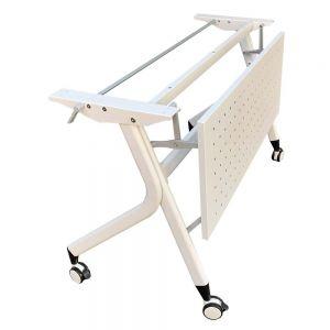 Chân bàn gấp gọn có tấm chắn hệ Masa HCMS002