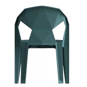 Ghế cafe nhựa cao cấp nhiều màu GCF060
