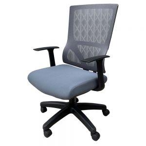 Ghế văn phòng chân xoay lưng lưới HOM1081-04