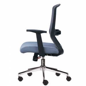 Ghế văn phòng chân xoay lưng lưới HOM1009-02
