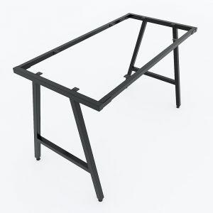 Chân bàn sắt lắp ráp 120x60cm chữ A hệ Minimal HCMN003