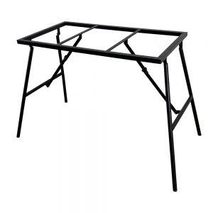 Chân bàn gấp gọn sơn tĩnh điện cao 73cm CHB68039