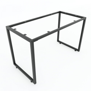 Chân bàn sắt 120x60cm lắp ráp hệ Minimal HCMN002