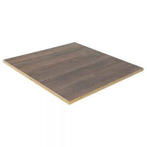 Mặt bàn vuông 60x60cm gỗ Plywood đã hoàn thiện MB011