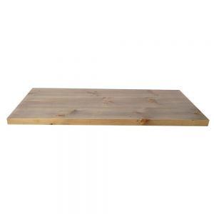 Mặt bàn gỗ thông đã hoàn hiện 120x60cm MB012
